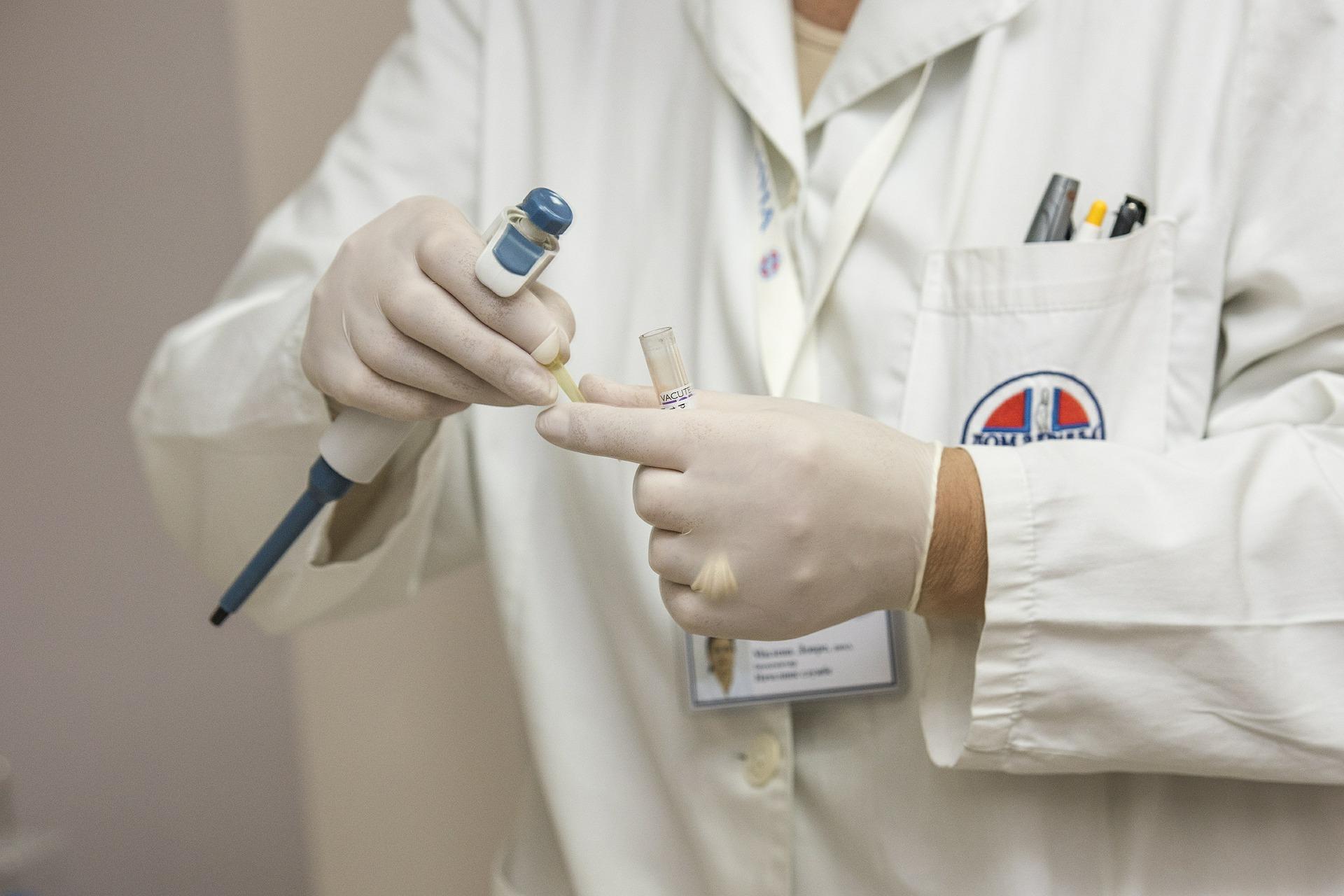 Outpatient Lab testing